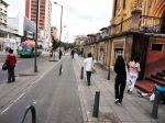 27 carrera 13 bike path bogota colombia