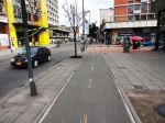 28 carrera 13 bike path bogota colombia