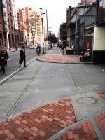 3 carrera 13 bike path bogota colombia