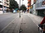 39 carrera 13 bike path bogota colombia
