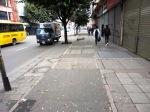 40 carrera 13 bike path bogota colombia