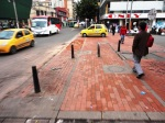 41 carrera 13 bike path bogota colombia