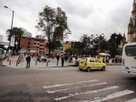 43 carrera 13 bike path bogota colombia