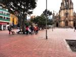 45 carrera 13 bike path bogota colombia