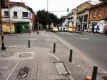 50 carrera 11 bike path bogota colombia