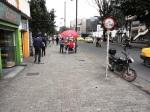 57 carrera 11 bike path bogota colombia