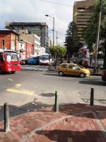 6 carrera 13 bike path bogota colombia