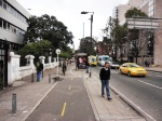 60 carrera 11 bike path bogota colombia