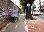 64 carrera 11 bike path bogota colombia