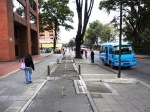 67 carrera 11 bike path bogota colombia