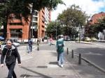 70 carrera 11 bike path bogota colombia