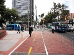 71 carrera 11 bike path bogota colombia