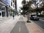 72 carrera 11 bike path bogota colombia