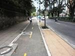 75 carrera 11 bike path bogota colombia