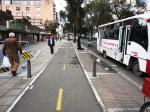 78 carrera 11 bike path bogota colombia