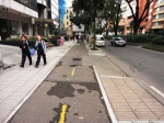 80 carrera 11 bike path bogota colombia