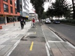 82 carrera 11 bike path bogota colombia