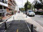 86 carrera 11 bike path bogota colombia