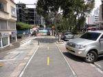 88 carrera 11 bike path bogota colombia