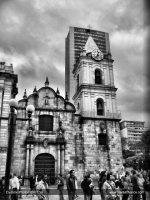 bogota colombia iglesia san francisco josedanielquintero