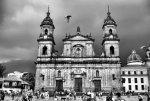 bogota colombia plaza bolivar josedanielquintero