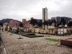 central cemetery bogota colombia skyline 2