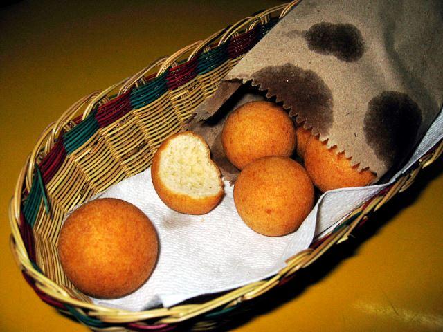 colombian bunuelos