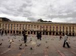 plaza bolivar bogota colombia