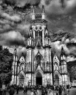 plaza lourdes chapinero bogota colombia josedanielquintero
