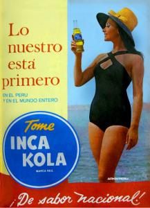 Inca Kola ad