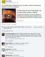 moradita inca kola facebook criticism