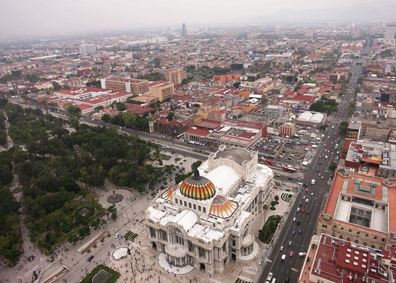 mexico-city-torre-latinoamericana-palacio-bellas-artes