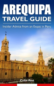 Arequipa travel guide web