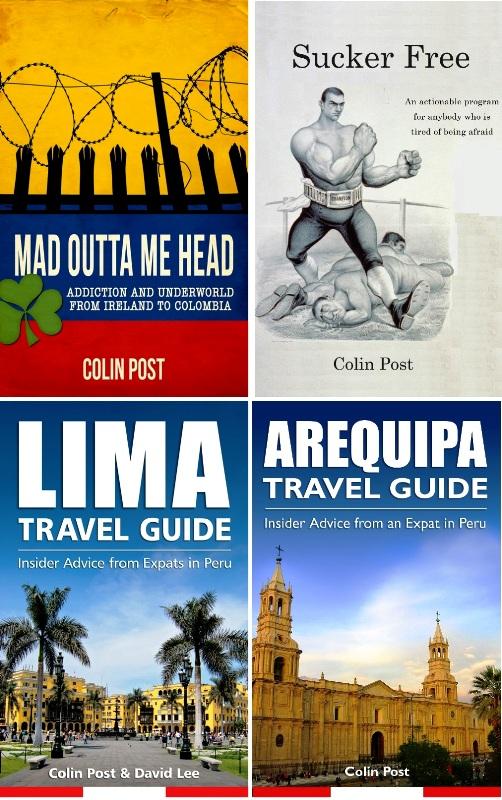 Colin Post books