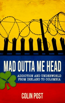 Mad Outta Me Head - Colin Post