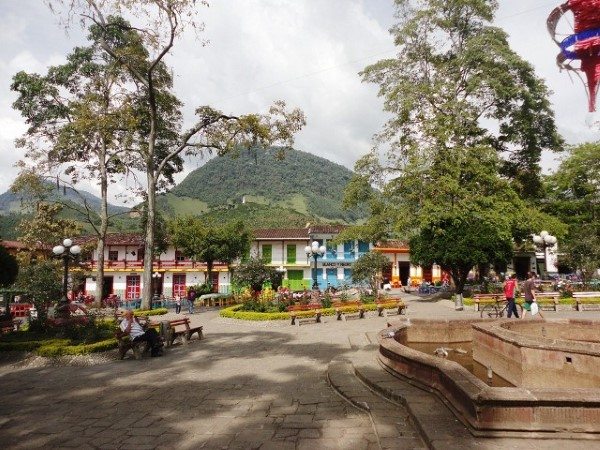 Jardin Antioquia In Colombia S Coffee Region Expat Chronicles